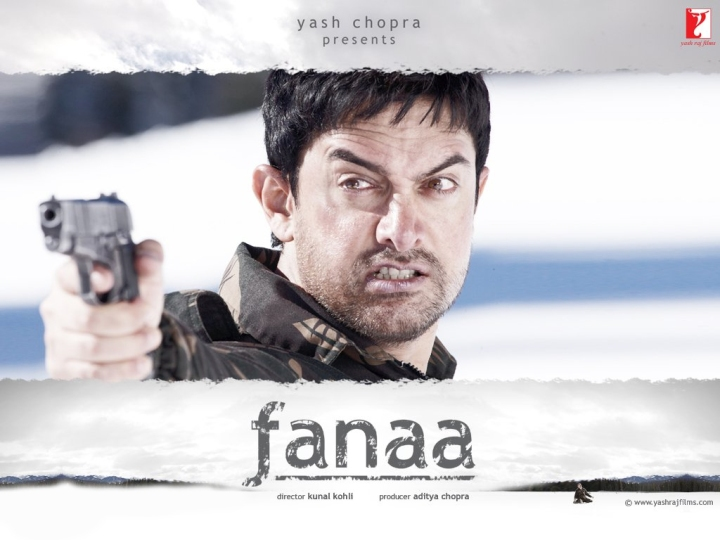 Feminist film review of Fanaa by Sanjukta Basu