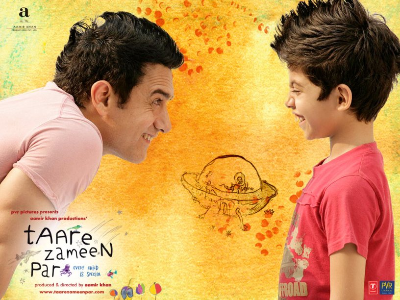 Taare Zameen Par - review by Raja Sen and Rangan Baradwaj ripped apart by Sanjukta Basu