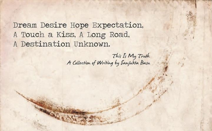 Dream desire hope expectation header