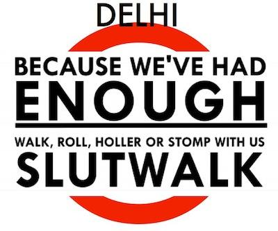 SlutWalkDelhi