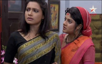 rupu sharing her feelings with baha