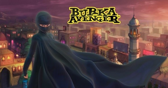 burqa avenger