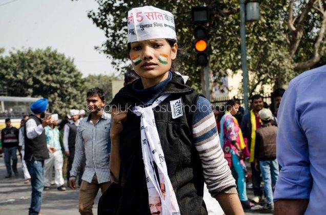Kejriwal Shapath Ramlila Maidan-058