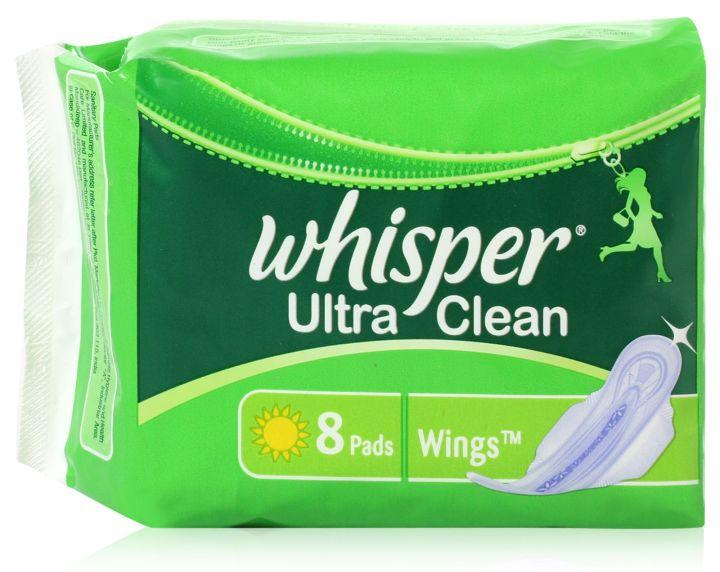 whisper pads