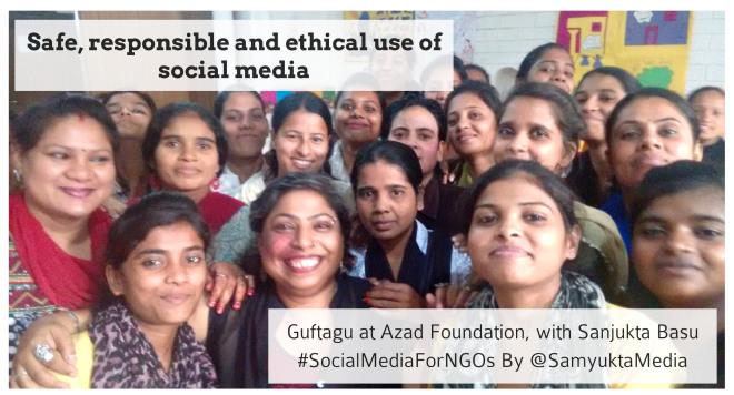 Guftagu with Azad Foundation