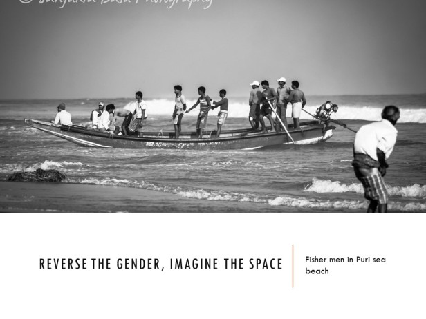 Gender Workshop at Ramanujan college Reverse the Gender Imagine the Space