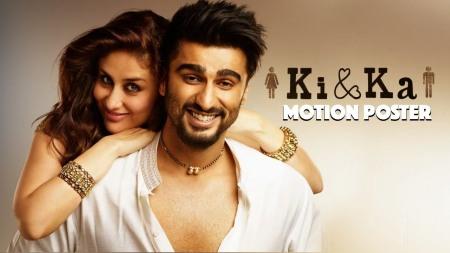 ki and ka poster