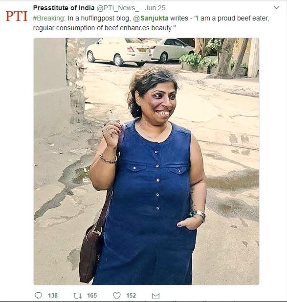 Lies spread by PTI parody account 2