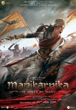 Feminist Film Review – Manikarnika – Kangana Ranaut Brings To Life a